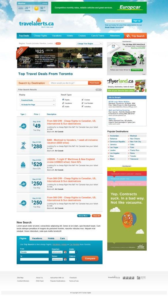 TravelAlerts.ca